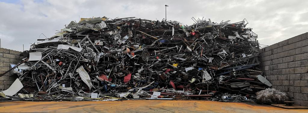 Gijs Janssen IJzer & Metaal recycling Venlo - IJzer Metaal Banner
